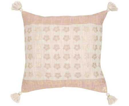 Poszewka na poduszkę Isabelle z chwostami