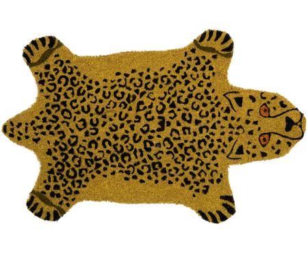 Zerbino in cocco Cheetah