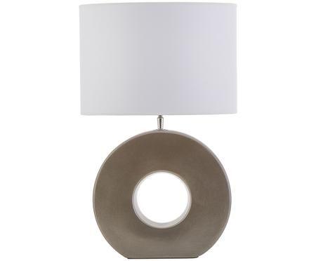 Keramická stolní lampa Aron