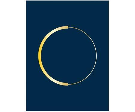 Digitale print Moon