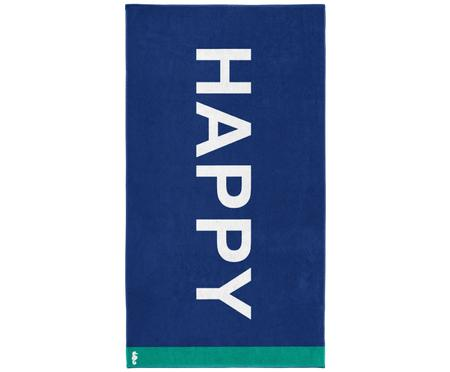 Serviette de plage Happy