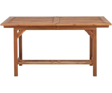 Table de jardin avec extension Somerset