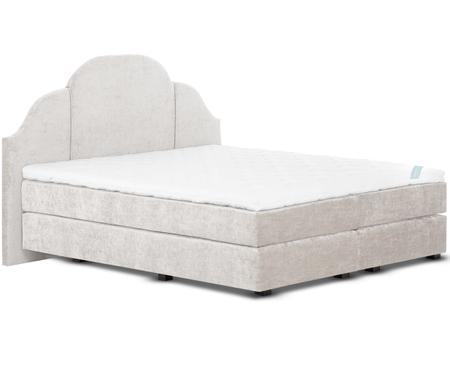 Premium fluwelen boxspring bed Gloria