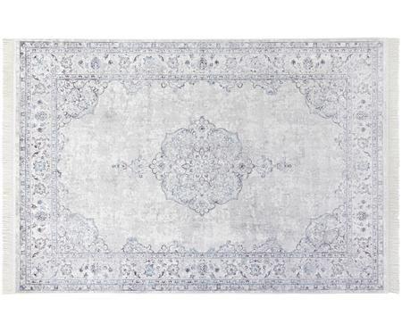 Teppich Medaillon im Vintage Look