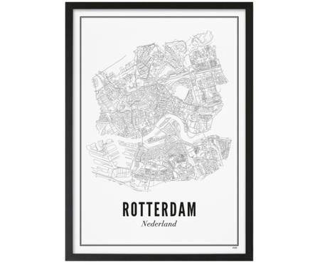Gerahmter Digitaldruck Rotterdam