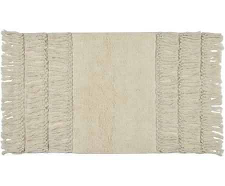 Koupelnový kobereček s třásněmi Ivana