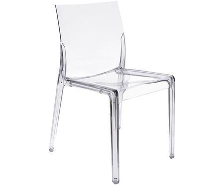 Chaise en plastique Mia
