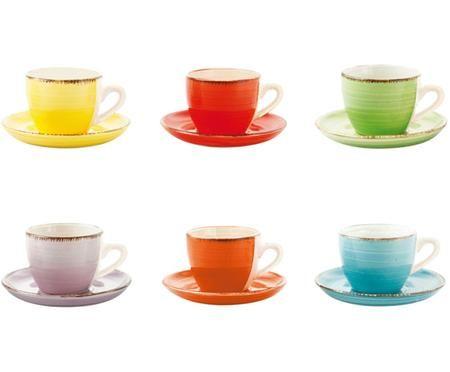 Set tazzine da caffè Baita, 12 pz.
