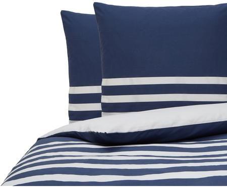 Parure de lit réversible en coton Cabane De La Plage