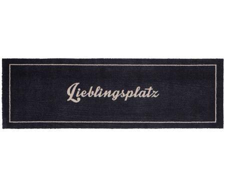 Tapis lavable d'intérieur et d'extérieur Lieblingsplatz, antidérapant