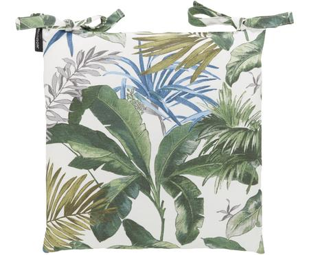 Sitzkissen Bliss mit tropischem Print