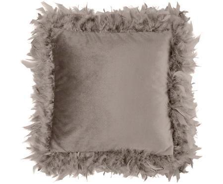 Poduszka z aksamitu Joselyn
