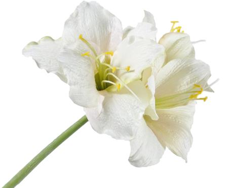 Flor artificial amaryllis Maryla