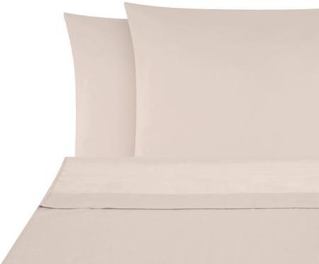 Parure letto in raso di cotone Comfort