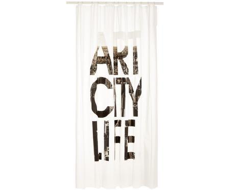 Cortina de baño Art CityLife
