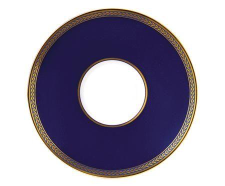 Piattino tè Renaissance Gold