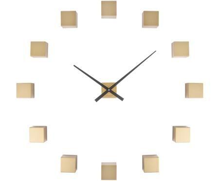 Wanduhr-Bausatz DIY Cubic