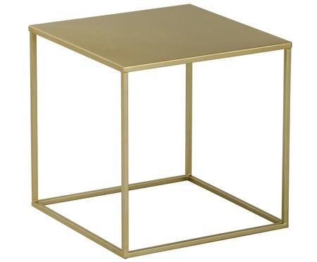 Tavolino in metallo Stina