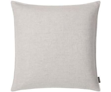 Poszewka na poduszkę z lnu z efektem sprania Sven