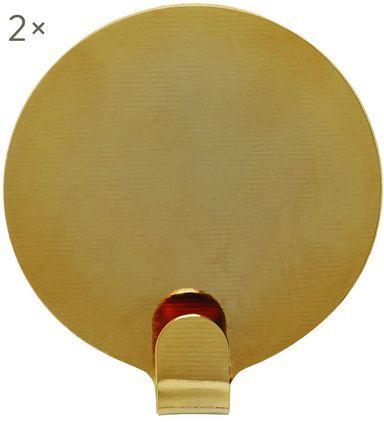 Metall-Kleiderhaken Ping, 2 Stück