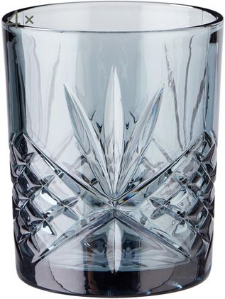 Gläser Crystal Club mit Kristallrelief, 4er-Set