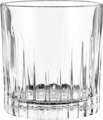 Kristallgläser Timeless mit Rillenstruktur, 6er-Set