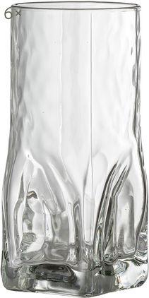 Wassergläser Zera mit unebener Form, 6 Stück