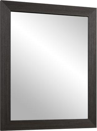 Nástenné zrkadlo s dreveným rámom Wilany