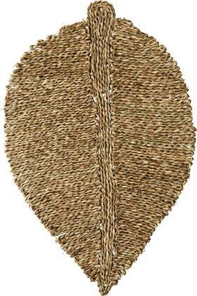 Felpudo de seagrass Leaflet