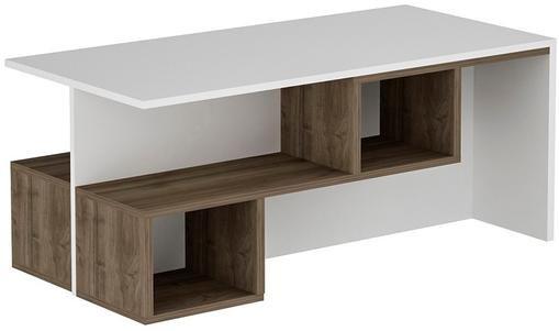 Tavolino da salotto con contenitore Dilay