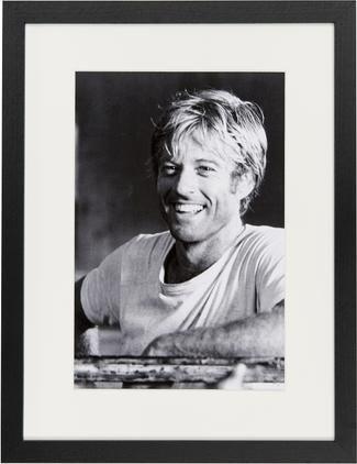 Gerahmter Digitaldruck Robert Redford