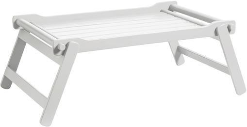 Klappbares Holz-Serviertablett Bed, L 58 x B 36 cm