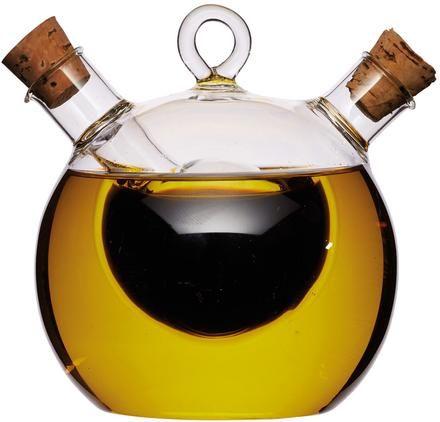 Essig- und Öl-Spender Ital