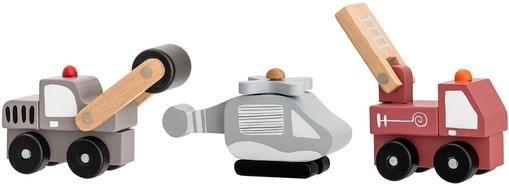 Spielzeugauto-Set Bruno, 3-tlg.