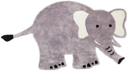 Koberec z viskózy Ellie Elephant