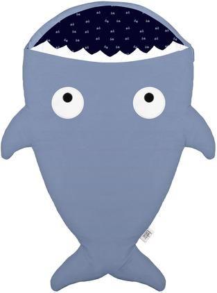 Fußsack Shark