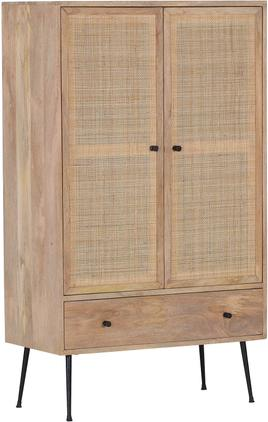 Chiffonnier de madera de mango Larry
