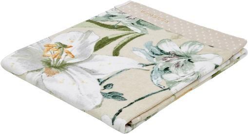 Handtuch Rosalee in verschiedenen Grössen, mit Blumen-Muster