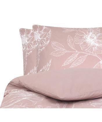 Baumwollperkal-Bettwäsche Keno mit Blumenprint