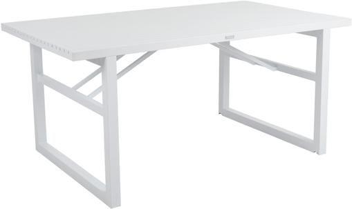 Gartentisch Vevi in Weiß