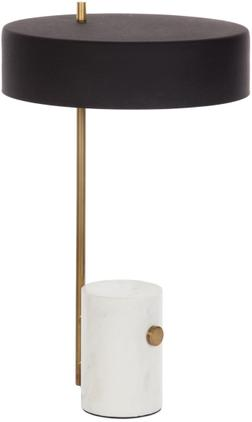 Tischlampe Phant mit Marmorfuß