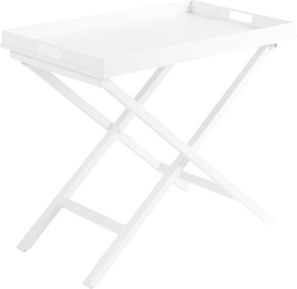 Tavolino-vassoio pieghevole Vero