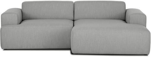 Ecksofa Melva (3-Sitzer) in Grau