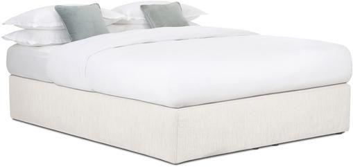 Kontinentální postel bez čela Aries