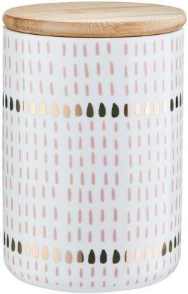 Aufbewahrungsdose Drops, Ø 10 x H 14 cm