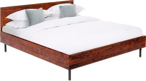Dřevěná postel Ravello