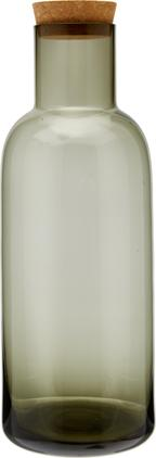 Karaffe Clearance in Grau transparent, 1 L
