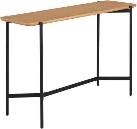 Consolle in legno e metallo Easy