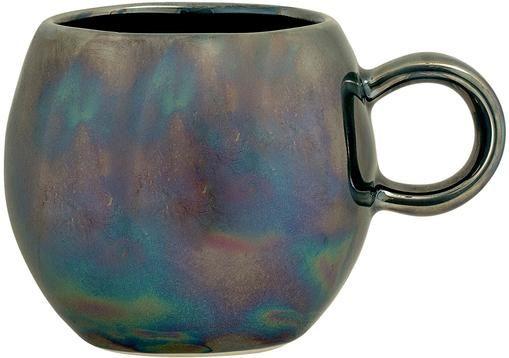 Handgemachte Tasse Paula mit effektvoller Glasur