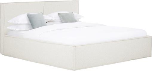 Čalouněná postel s úložným prostorem Dream